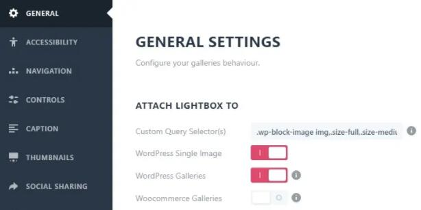 WordPress添加图片点击放大效果 ModuloBox插件