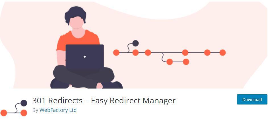 301 Redirects插件