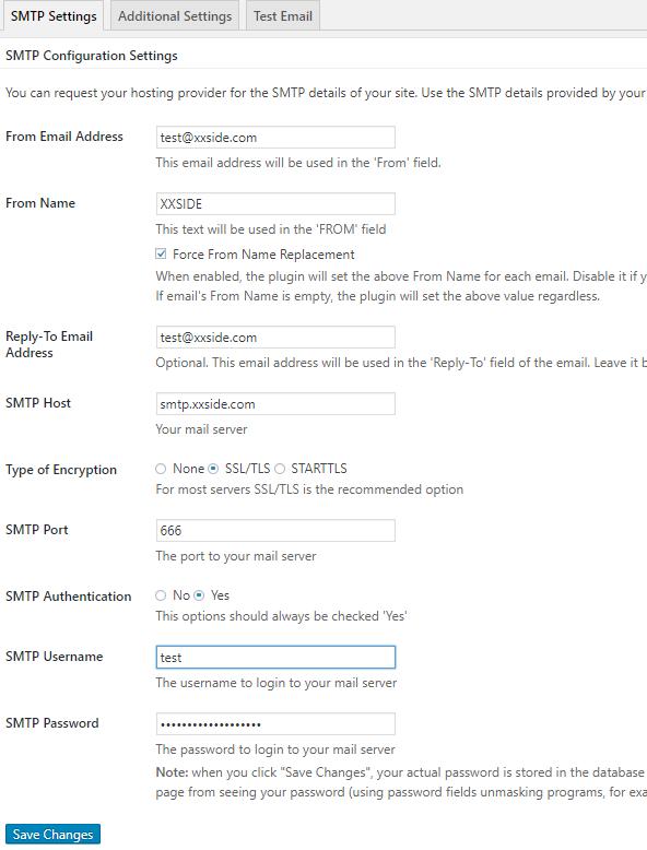 QQ邮箱WordPress SMTP配置教程(Easy WP SMTP)