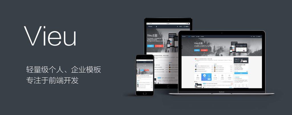 WordPress主题Vieu主题V3和V4免费下载(增加付费下载功能)