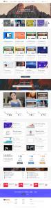 WordPress付费主题RiPro V4.0高级资源类模板