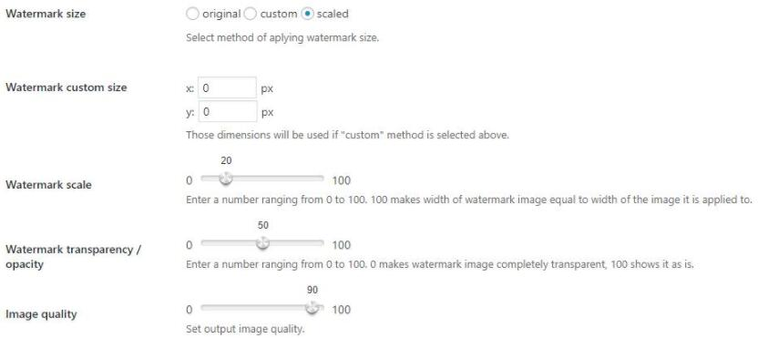 image watermark设置图片大小