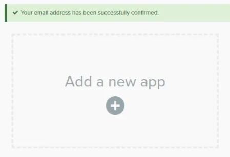 OneSignal创建应用