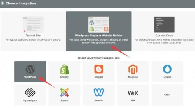WordPress网站添加浏览器弹窗推送插件 Onesignal 使用教程