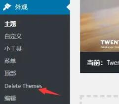 WordPress批量删除主题插件 Delete Multiple Themes