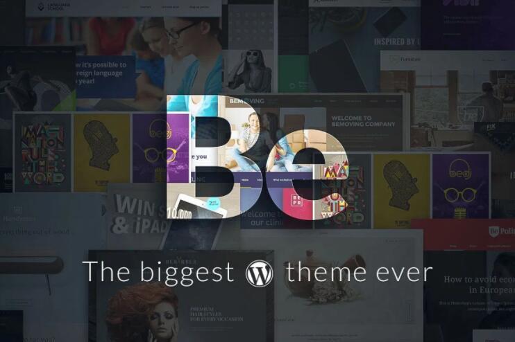 BeTheme v16 中文汉化版 WordPress 多功能主题 企业快速建站主题 含220+模板