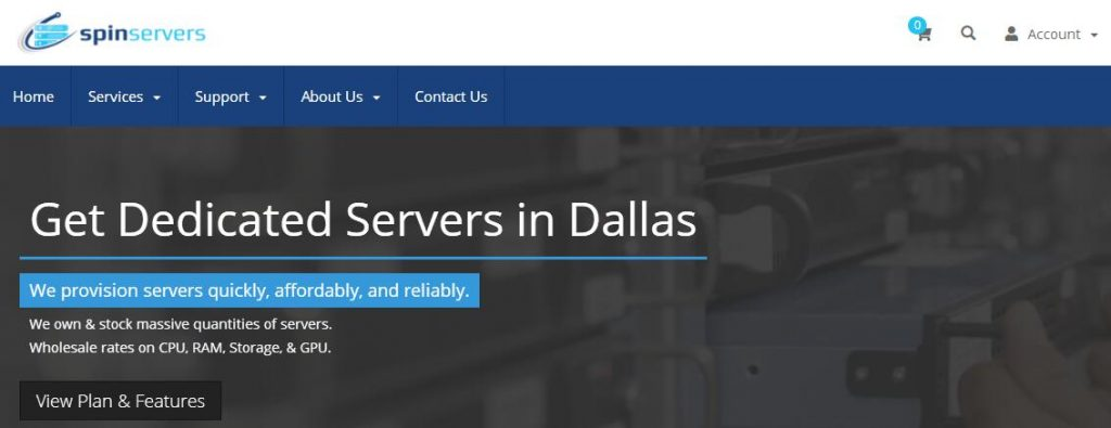 spinservers