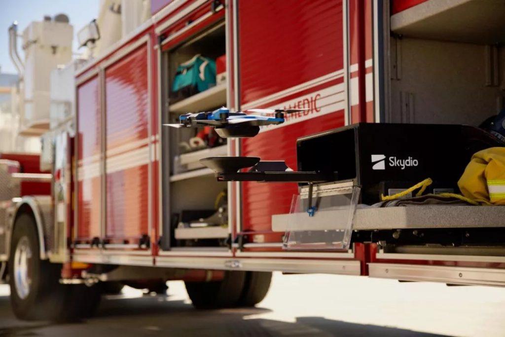 Skydio充电基站 可使其自动飞行无人机真正实现自主