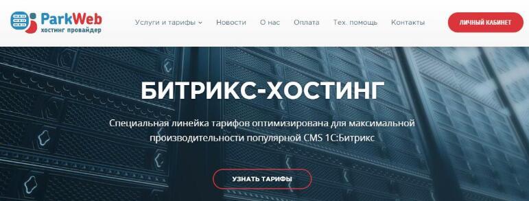 Park-web俄罗斯老牌主机商 价格低廉 速度感人