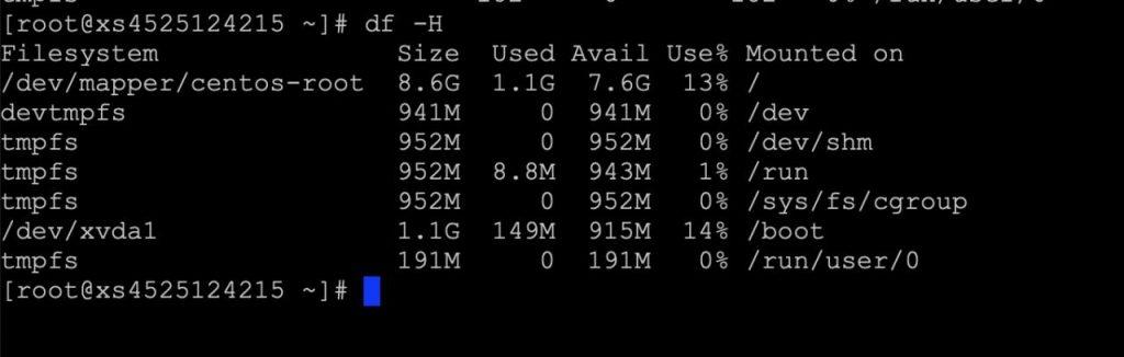 Linux VPS硬盘一键卷组(合盘)挂载 系统盘和数据盘合并